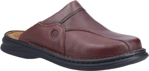 Josef Seibel Klaus Slip On Mens Shoes Dark Brown